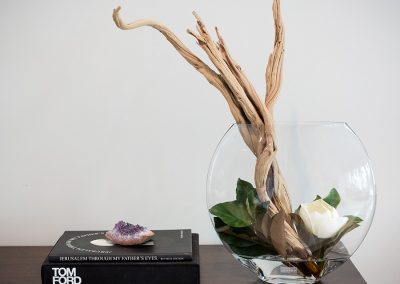 #10050B-Magnolia-Moon-Vase